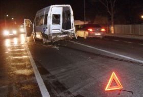 ACCIDENT - VICTIME