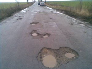 gropi drumuri