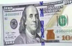 Bancnota 100