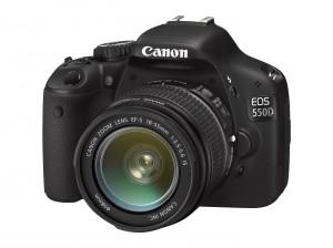 EOS 550D FSL w EF-S 18-55mm