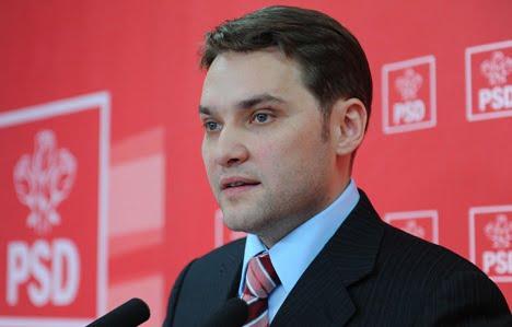 Dan Șova s-a autosuspendat din toate funcțiile deținute în PSD