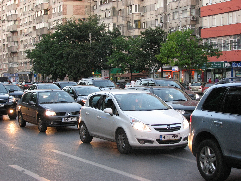 CNADNR începe din 20 aprilie recensământul traficului rutier din România