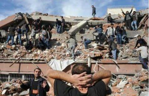 Opt din zece români nu ştiu cum să reacţioneze în cazul unui cutremur