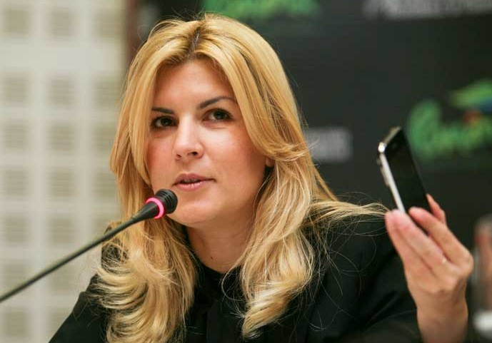 Elena Udrea l-a denunțat la DNA pe Florian Coldea, șef interimar la SRI – VIDEO