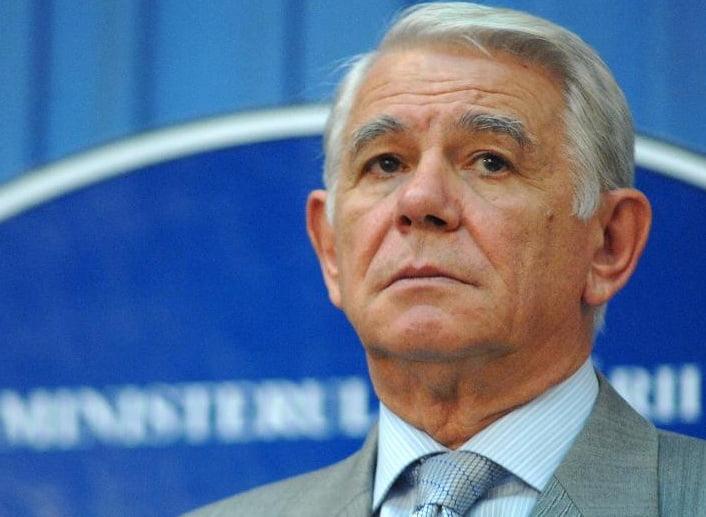Teodor Meleșcanu a demisionat de la șefia SIE și candidează la prezidențiale