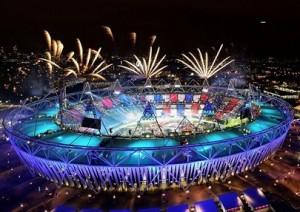 festivitate londra olimpiada