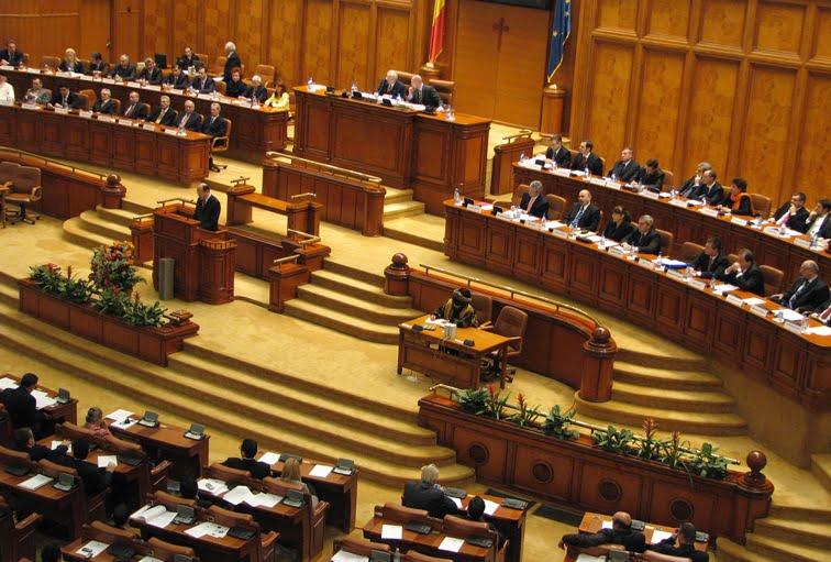Ping-pong în Parlamentul României cu legea pentru Basarabia