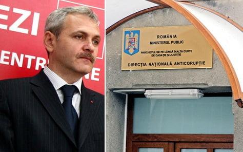 Dragnea, acuzat de DNA de grup infracţional organizat şi fraudă cu fonduri europene
