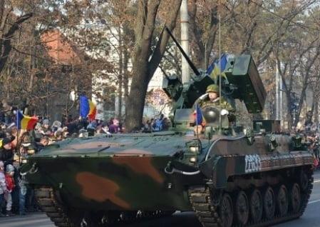 Culmea armatei în România. Faci donații și devii general