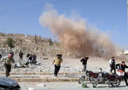 Acord de pace între SUA și Rusia privind bombardamentele din Siria