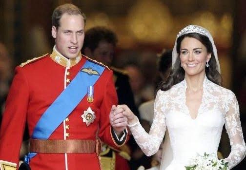 Prințesa Catherine Middleton a născut o fetiță