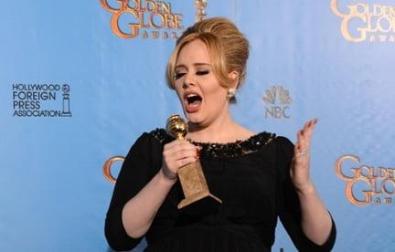 Adele, globul de aur 2013