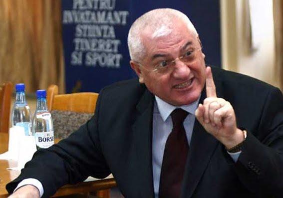 Dumitru Dragomir, condamnat la 7 ani de închisoare cu executare pentru evaziune fiscală
