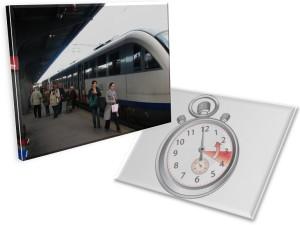 ora de vara - tren