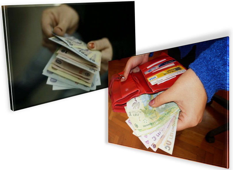 În 2013, salariul mediu pe economie a crescut cu 100 lei față de 2012