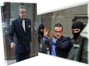 becali arestat