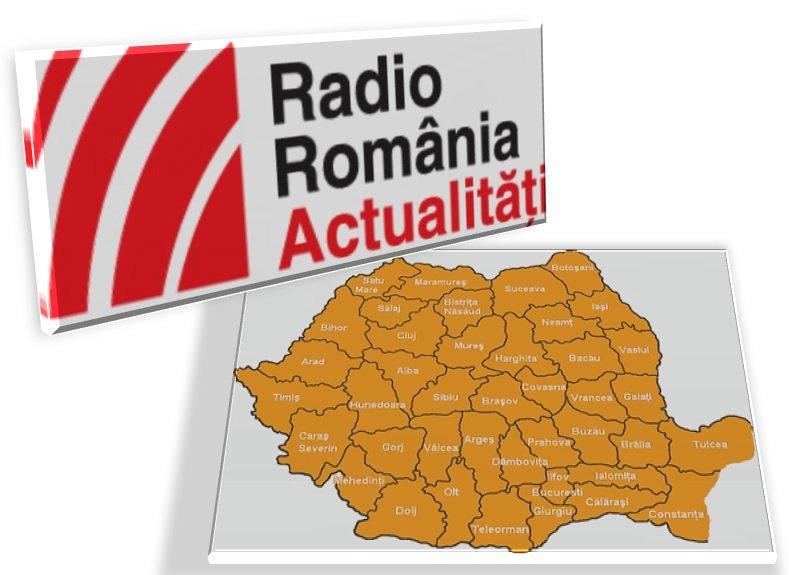 Radio România Actualități, recorduri de audiență la nivel național