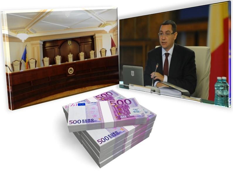 CCR a respins contestațiile privind candidatura lui Victor Ponta la prezidențiale