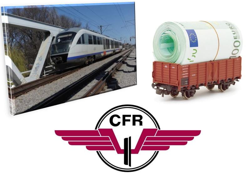 CFR scoate la închiriat peste 1000 de spații comerciale și terenuri