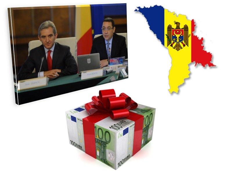 România a împrumutat Republica Moldova cu 150 de milioane de euro