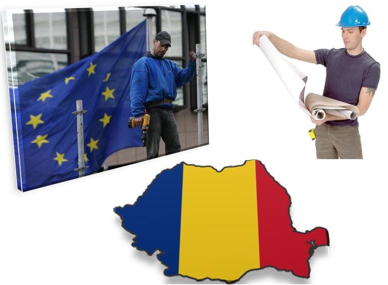 100.000 de români care lucrează în străinătate, riscă să rămână fără job, din cauza ANAF
