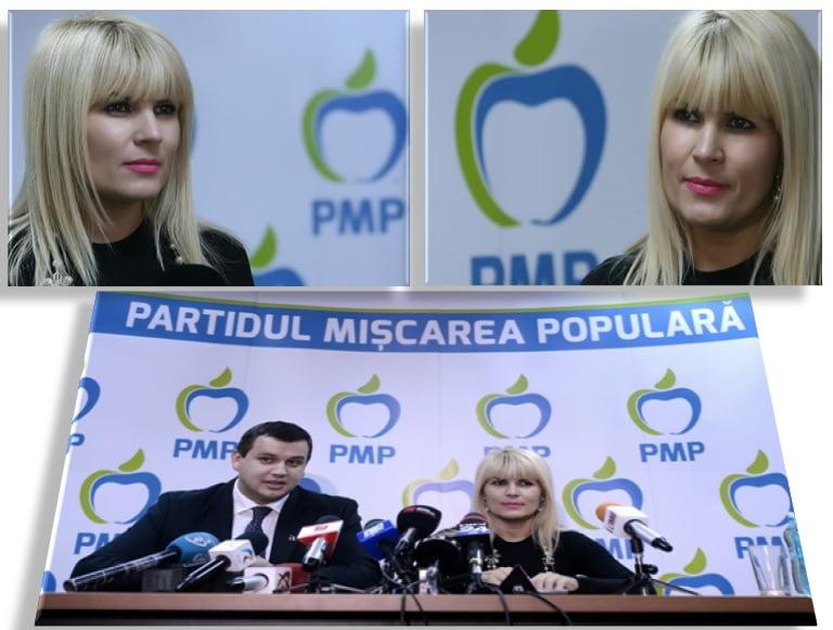 EXCLUSIV | Elena Udrea a demisionat de la șefia Partidului Mișcarea Populară