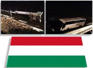 accident autocar romani ungaria