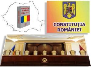 constitutia romaniei - ccr