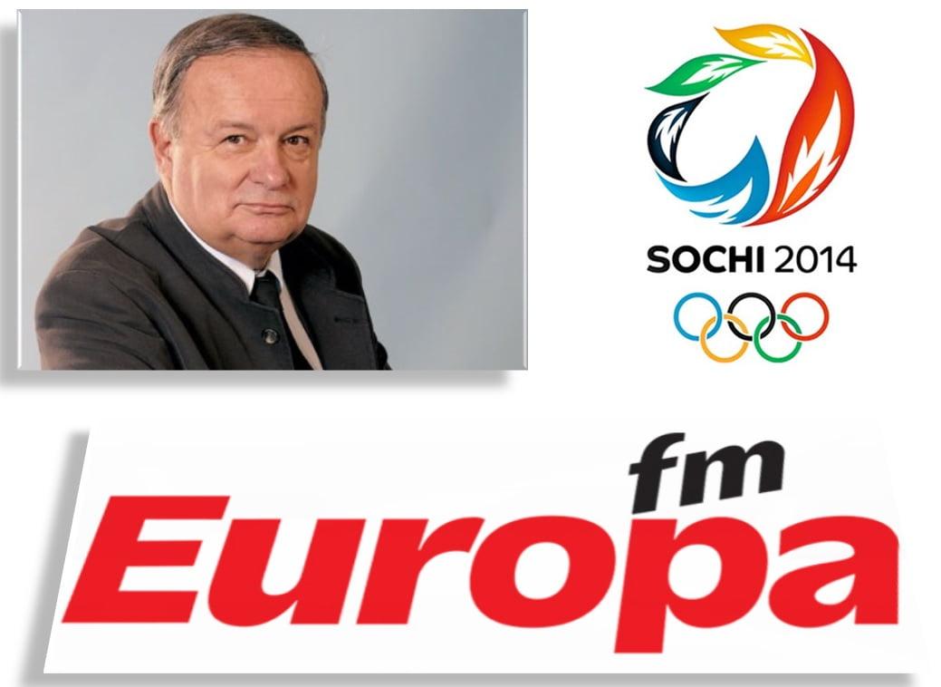 Cristian Țopescu aduce, la Europa FM, Jocurile Olimpice de Iarnă de ...