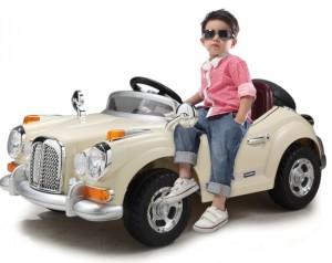 masina copil