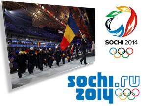 romania olimpiada soci 2014