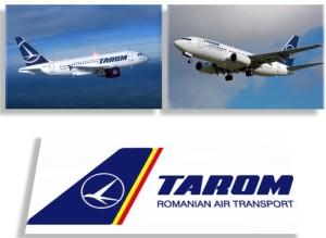 tarom - avion