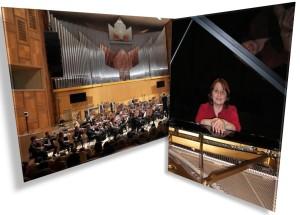 dana borsan - concert pian
