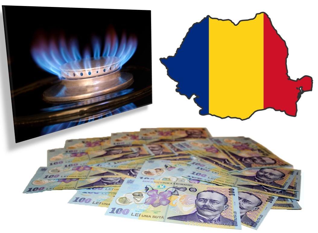 Vești proaste pentru români. De azi, gazele se scumpesc cu 11%