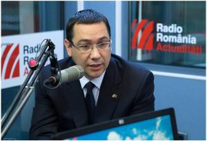 Victor Ponta  RRA