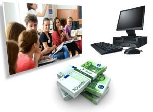 bani calculator elevi