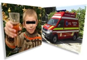 copil coma alcoolica