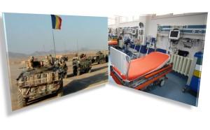 militari romani raniti afganistan