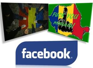 pagina anti romania - facebook