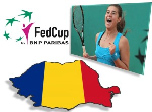 romania - fed cup