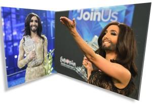 austria castiga eurovision 2014