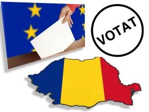 romania vot europarlamentare 2014