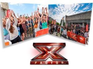 auditii x factor 2014 - bucuresti