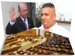 basescu - bercea - parlament