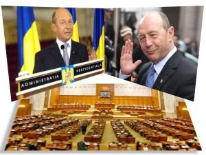 basescu demisie parlament