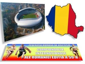 campionatele internationale de atletism ale romaniei