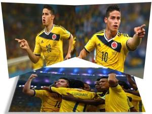 columbia - sferturi mdondial fotbal