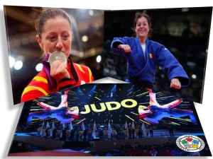 corina caprioriu - judo madrid 2014