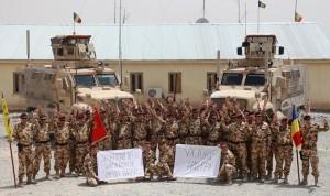 militarii din afganistan o sustin pe simona halep