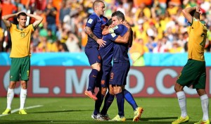 olanda - australia - fifa world cup 2014